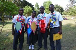Rafiki Graduates