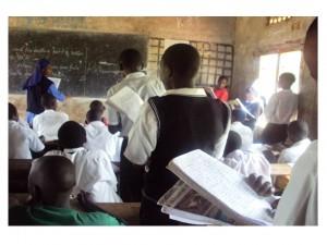 SFL St. J Uganda 3 Overcrowded Class